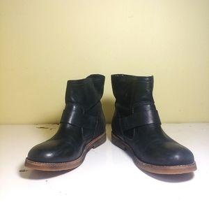 Zigi Girl shorty moto boots